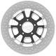 11.8 in. Rear Contrast Cut Ops Raider Two-Piece Brake Rotor - 01331802RRDLSBM