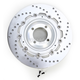 MD Standard Left Side Brake Rotor - MD603LS