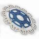 Blue Vee Series Brake Rotor - VR626BLU