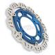 Blue Vee Series Brake Rotor - VR646BLU