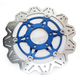 Blue Vee Series Brake Rotor - VR647BLU