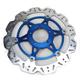 Blue Vee Series Brake Rotor - VR694BLU