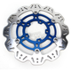 Blue Vee Series Brake Rotor - VR842BLU