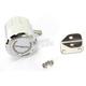 Chrome GP Front Brake Reservoir - 04-01800-20