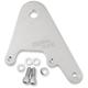 Chrome Vintage Style Rear Caliper Bracket - 0023-1586AG-CH