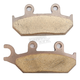 Standard Front Left Brake Pads - DP544