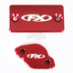Red Brake Reservoir Cover Kit - 18-36220