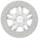 11 1/2 in. Dixon Chrome Two-Piece Brake Rotor - 01331523DIXSCH