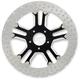 13 in. Dixon Platinum Cut Two-Piece Brake Rotor - 01333015DIXSBMP
