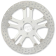 13 in. Dixon Chrome Two-Piece Brake Rotor - 01333015DIXS