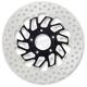 11.8 in. Supra Platinum Cut Two-Piece Rear Brake Rotor - 01331802SUPRSBP