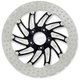 13 in. Supra Platinum Cut Two-Piece Brake Rotor - 01333015SUPLSBP
