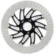 13 in. Supra Platinum Cut Two-Piece Brake Rotor - 01333015SUPRSBP