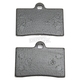 Organic Kevlar Brake Pads - 1720-0277