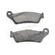 Organic Kevlar Brake Pads - 1720-0282