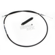 Black Vinyl High Efficiency Clutch Cable - 0652-1917