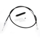 Black Vinyl High Efficiency Clutch Cable - 0652-1920