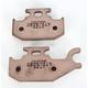 XCR Sintered Metal Brake Pads - 1721-2165