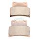 Sintered Brake Pads - DP517