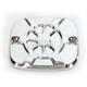 Chrome Brake Master Cylinder Cover - LA-F550-03