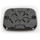 Decadent Black Powdercoat Brake Master Cylinder Cover - LA-F550-03B
