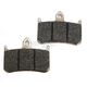 Superbike Racing Carbon Brake Pads - 622SRC