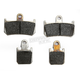 Superbike Racing Carbon Brake Pads - 839SRC