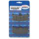 Front X-treme Performance Brake Pads - 7228X
