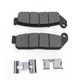 Front Semi-Metallic Brake Pads - 1721-2253