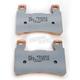 Sintered Front Brake Pads - DP551