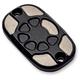 Laser Fusion Sating Black Fusion Rear Brake Master Cylinder Cover - LA-F551-02M