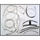 Sterling Chromite II Designer Series Handlebar Installation Kit for use w/18 in.-20 in. Ape Hangers w/ABS - 387553