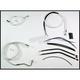 Sterling Chromite II Designer Series Handlebar Installation Kit for use w/15 in.-17 in. Ape Hangers w/ABS - 387562