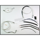 Sterling Chromite II Designer Series Handlebar Installation Kit for use w/15 in.-17 in. Ape Hangers (Non-ABS) - 387572