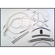 Sterling Chromite II Designer Series Handlebar Installation Kit for use w/15 in. -17 in. Ape Hangers w/ABS - 387582