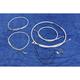 Sterling Chromite II Designer Series Handlebar Installation Kit for use w/Drag Bars - 387651