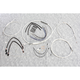 Sterling Chromite II Designer Series Handlebar Installation Kit for use w/10 in.-12 in. Ape Hangers - 387662