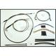 Designer Series Handlebar Installation Kit for use w/15 in.-17 in. Ape Hanger Handlebars(Non-ABS) - 487572