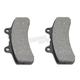 Organic Kevlar Brake Pads - 1720-0548