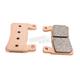 Sintered Metal Brake Pads - 1721-2293