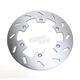 OEM Replacement Rear Brake Rotor - 1711-1244