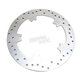 Front 11.8 in. Stainless Steel Brake Rotor - 1710-3156