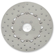 Front 11.8 in. Stainless Steel Brake Rotor - 1710-3158