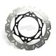 Honda SMX Carbon Look Brake Rotor Kit - SMX6010