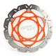 KTM SMX Carbon Look Brake Rotor Kit - SMX60ORG