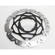 Honda SMX Carbon Look Brake Rotor Kit - SMX6037