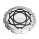 Suzuki SMX Carbon Look Brake Rotor Kit - SMX6094