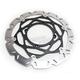 Husqvarna SMX Carbon Look Brake Rotor Kit - SMX6184K