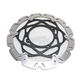 Suzuki SMX Carbon Look Brake Rotor Kit - SMX6254