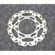Front Oversized 280mm Rotor Kit - OSX6001
